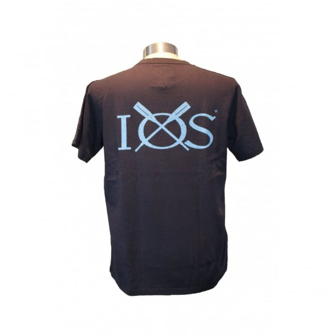 B&C Collection Mens IOS T Shirt Navy