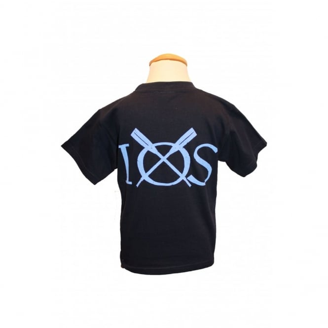 B&C Collection Kids IOS T-Shirt Navy