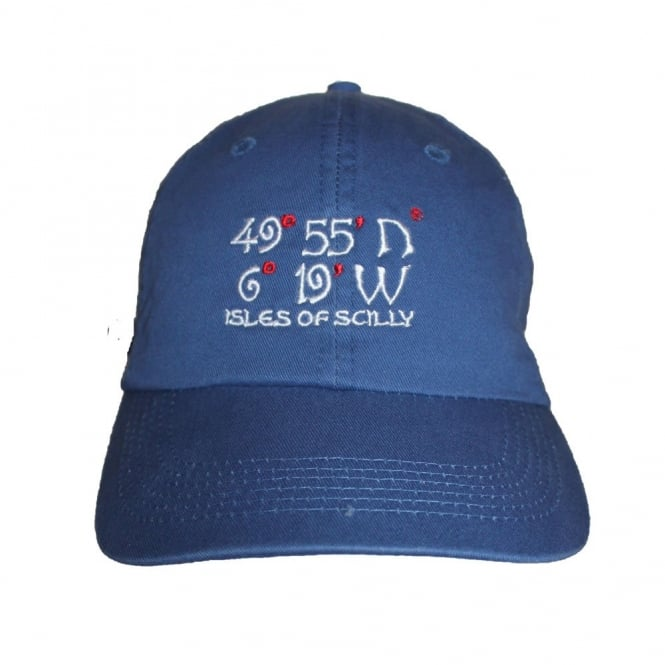 Own Brand Unisex Cotton 49 Degrees Baseball Cap Royal
