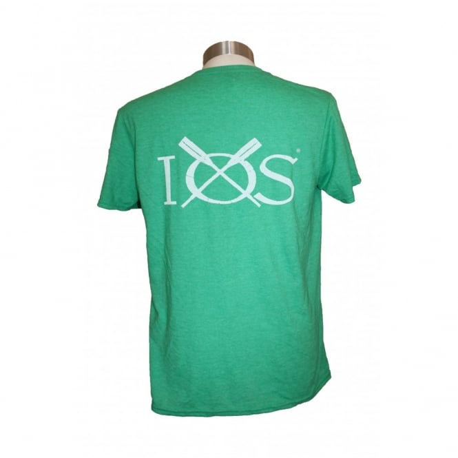Gildan Mens IOS T-Shirt Heather Green
