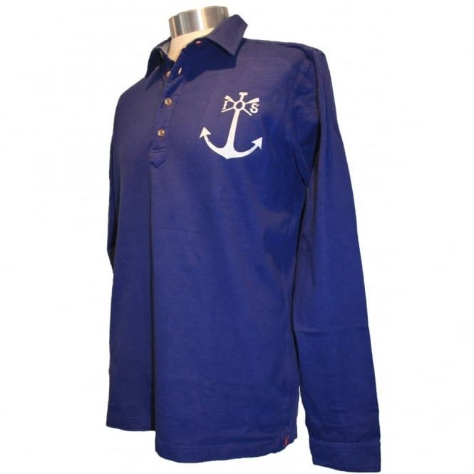 Joules Mens Anchor Drops Shugby