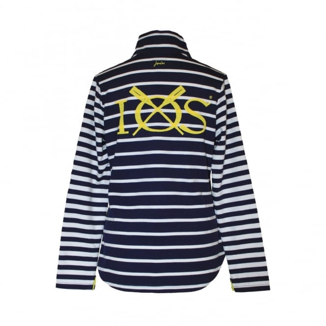 Joules Fairdale Stripe Sweat French Navy