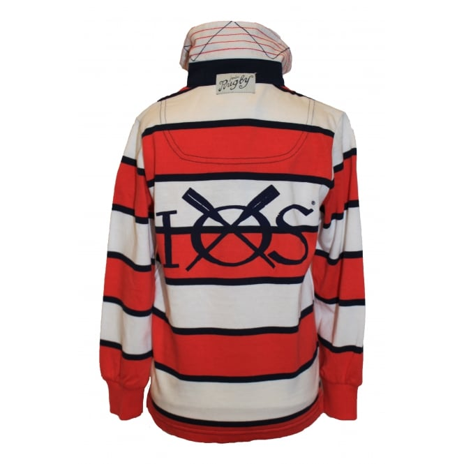 Joules Boys IOS Woodrow Rugby Shirt