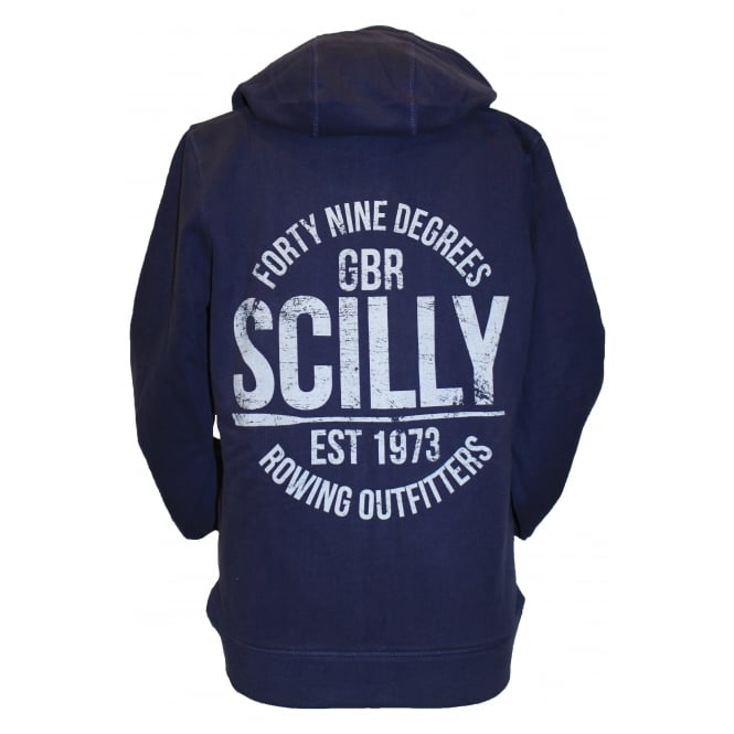 Lazy Jacks Ladies GBR Zip Hoodie
