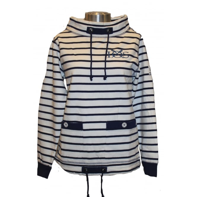 Lazy Jacks Ladies Boat Neck Sweat