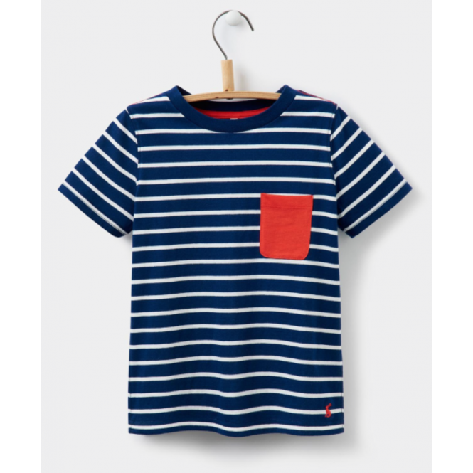 Joules Boys Olly Jersey T-Shirt