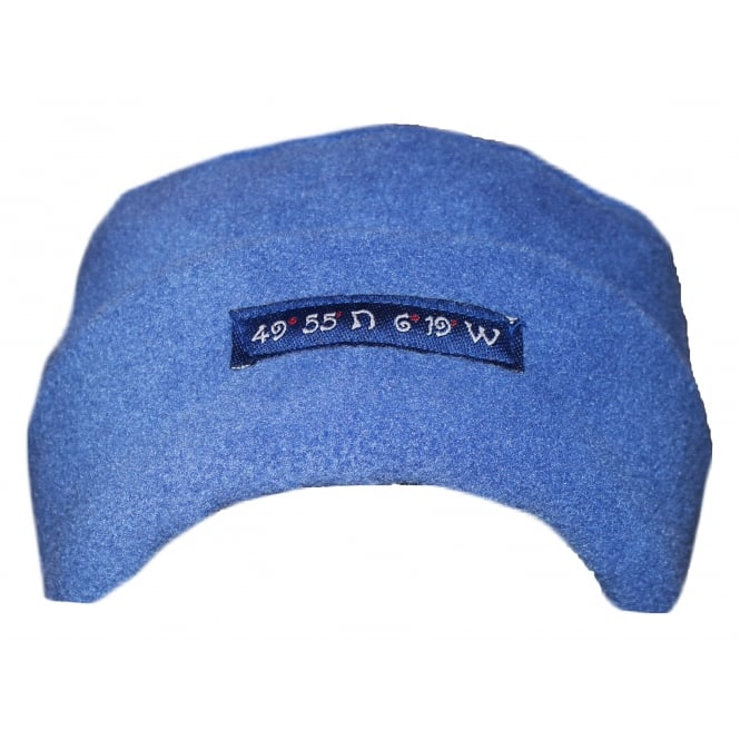 Own Brand Fleece Pillarbox 49 Degrees Hat Blue