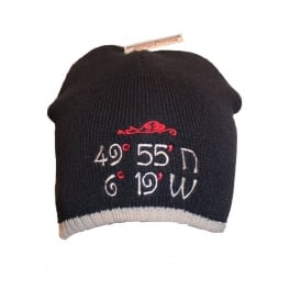 Beanie 49 Degrees Hat Navy