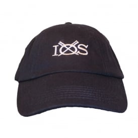 Unisex Cotton IOS Baseball Cap Navy