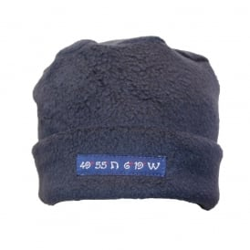 Fleece Pillarbox 49 Degrees Hat Navy