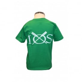 Kids IOS T-Shirt Kelly Green