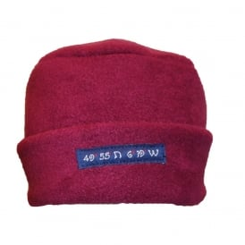 Fleece Pillarbox 49 Degrees Hat Maroon
