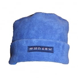 Fleece Pillarbox 49 Degrees Hat Denim