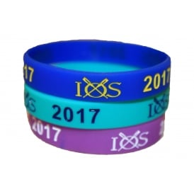 IOS 2017 Soft Silicone Wristband