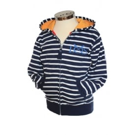 Boys Zip-Through Ladyjacks Hoodie