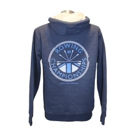 Mens Supersoft Rowing Champs Hoodie Navy