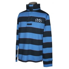 Mens Triple Striped Half Zip Regatta