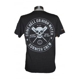 Mens Cornish Clothing Skull tee