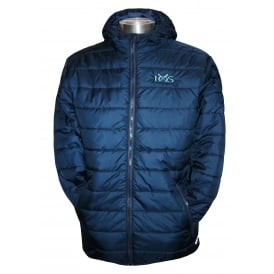 Men's Soft Padded Jacket Navy