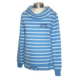 Ladies Roll Neck Sweatshirt Regatta