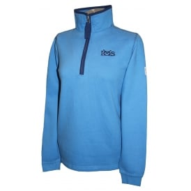 Ladies 1/4 Zip Sweatshirt Regatta