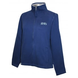 Ladies IOS Full Zip Sweatshirt Harbour